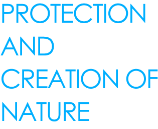 PROTECTION AND CREATION OF NATURE
